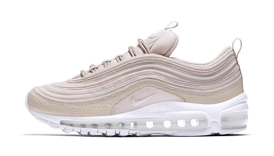 air max 97 blanche fille