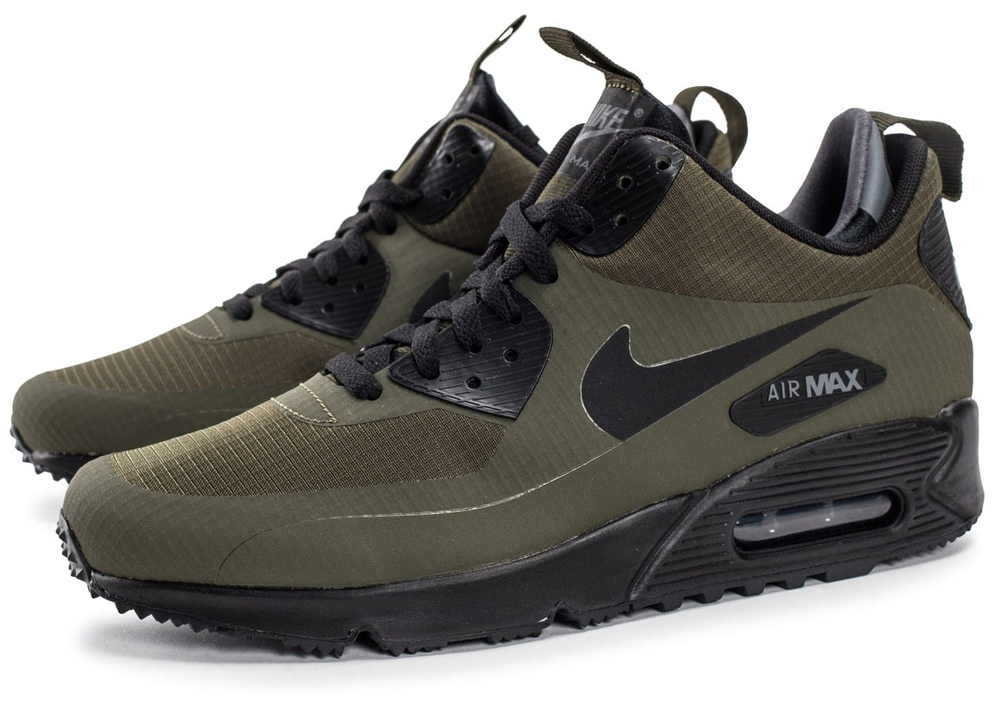 air max homme kaki